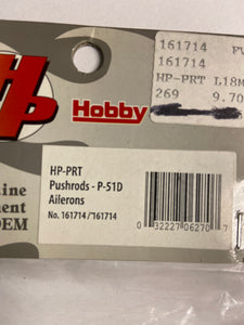 Hobby People  Pushrods - Hobby Shop
