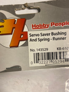 Hobby People  Servo saver bushing - Hobby Shop