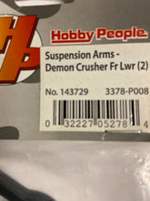 Load image into Gallery viewer, Hobby People Suspension Arms Fr  LWR - Hobby Shop