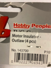 Load image into Gallery viewer, Hobby People Motor insulator Outlaw - Hobby Shop
