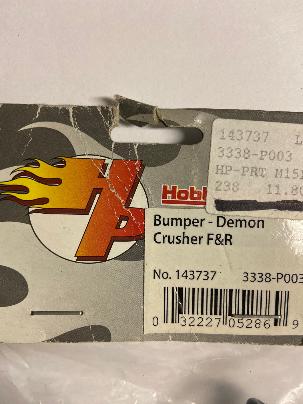 Hobby People  Demon Crusher  Bumper - Hobby Shop