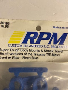 RPM parts for all Traxxas monster trucks - Hobby Shop