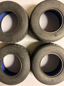 Jconcepts bar- code clay tires - Hobby Shop