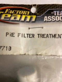 Pre Filter Treatment - Hobby Shop