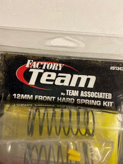 12mm  Front Hard Spring Kit - Hobby Shop