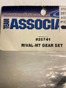 Rival - MT  Gear  Set - Hobby Shop