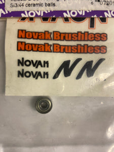 Novak ceramic ball bearing