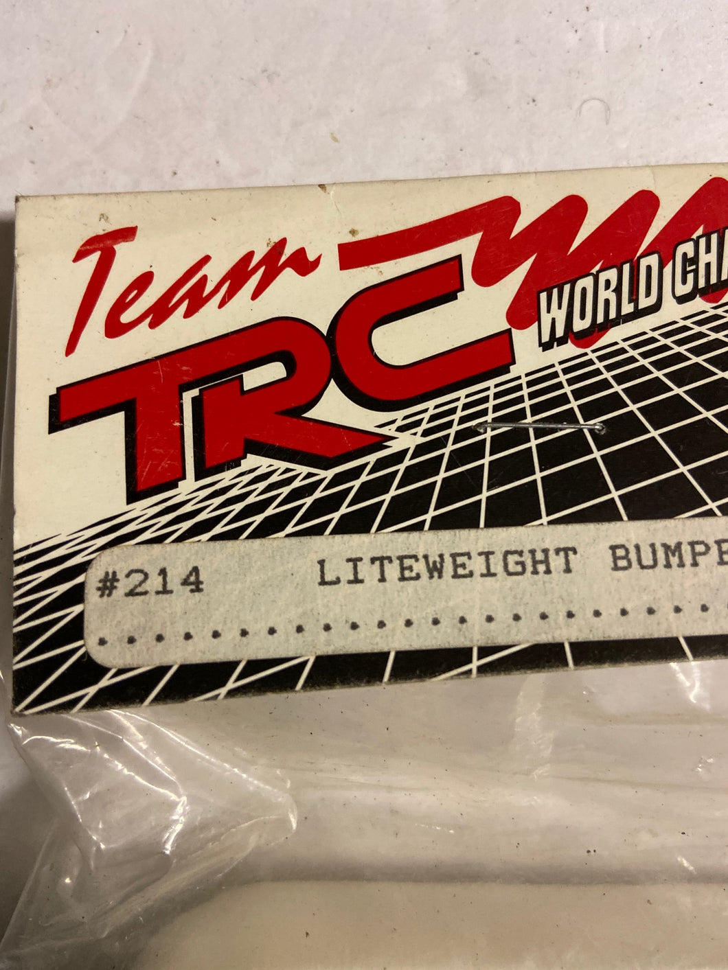 Team TRC lite weight  narrow - bumper