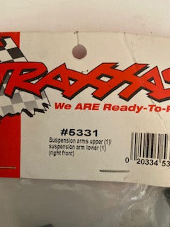 Traxxas  Front Suspension arms U/L Rr