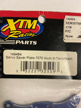 Load image into Gallery viewer, XTM  Servo Plate -7075  Alum. X-Term/Mam - Hobby Shop