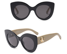 Load image into Gallery viewer, Thick Frame Cateye Sunglasses - Beyazura.com