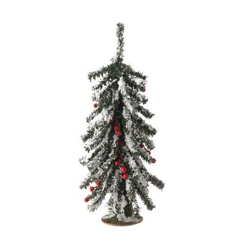 "RAZ Imports - 14"" Pine Tree W/Metallic Ball Ornaments"