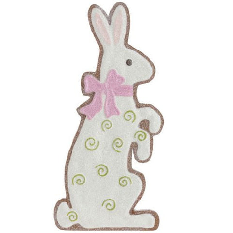 "RAZ Imports - 19"" Easter Bunny Gingerbread Cookie"