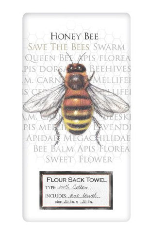 Honey Bee Towel