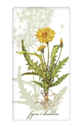 Mary Lake-Thompson - Dandelion Flour Sack Towel