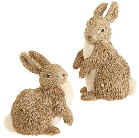 "RAZ Imports - Spring/Easter - 9.5"" Rabbits Set of 2"
