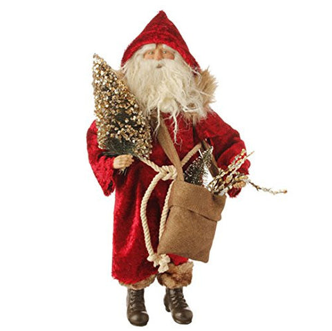 "RAZ Imports - 18"" Santa Display Piece"