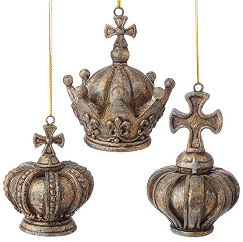 Set of 3 Crowns