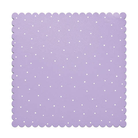 "Embellish Your Story Lilac/White Magnetic Memo Board - 16""sq. - Embellish Your Story Roeda 100870-EMB"