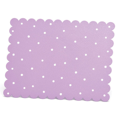 "Embellish Your Story Lilac/White Mag Memo Board - 6.5"" x 8.5"" - Embellish Your Story Roeda 100885-EMB"