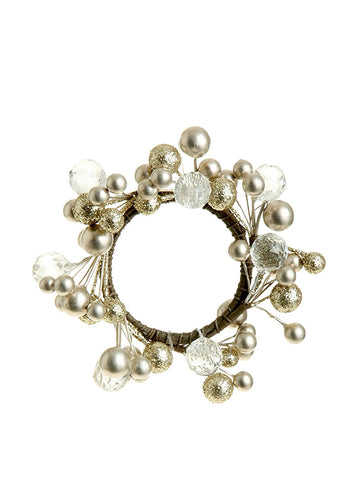 RAZ Imports - SMALL CANDLE RING