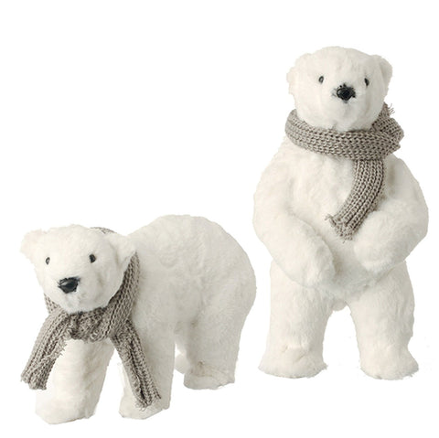 RAZ Imports Polar Bear Decorations