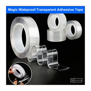 Magic Wateproof Transparent Adhsesive Tape - dailytravelvibe