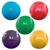 Inflatable Assorted Color Knobby Balls - 18'' - Wholesale Vending Products