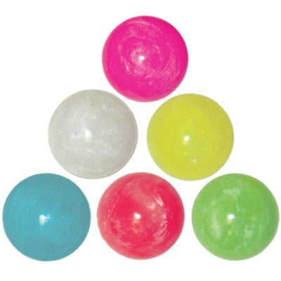 "250 Pearly Bouncy Balls 1"" - Wholesale Vending Products"