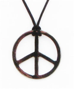 12 Peace Pendants - Wholesale Vending Products