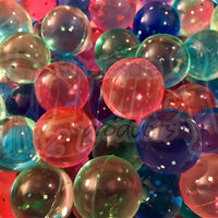 "144 Glitter Colored Sparkle Balls 1"" - Wholesale Vending Products"