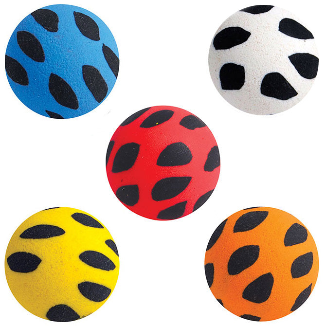 250 Spotted 27mm Bouncy Balls (Ships Free!)