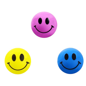 250 Smile Face 27mm Bouncy Balls (Ships Free!)