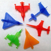 "144 3"" Plastic Airplanes - Wholesale Vending Products"