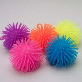 "12 4"" Puffer Fluffy Balls - Wholesale Vending Products"