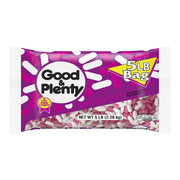 Good & Plenty Licorice Candy - 5 Lbs (Ships Free!) - Wholesale Vending Products