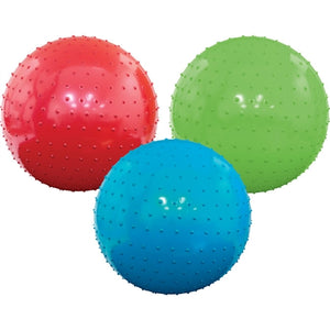 Inflatable Knobby Ball - 7'' - Wholesale Vending Products