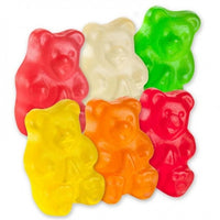 5 Lbs Albanese 6 Flavor Gummi Bears - Wholesale Vending Products