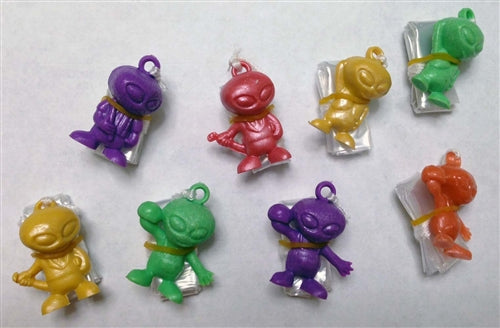 12 Alien Paratroopers - Wholesale Vending Products