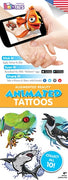 300 Augmented Reality Interactive Temporary Tattoos In Folders - FREE DISPLAY! - Wholesale Vending Products