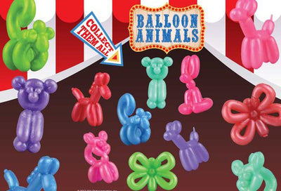 250 Balloon Party Figures - 2