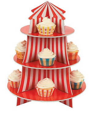 Big Top Cupcake Stand - Wholesale Vending Products
