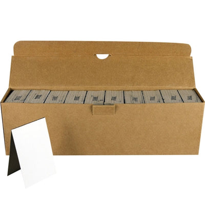 2500 Chipboard Folders For Stickers/Tattoos - Wholesale Vending Products