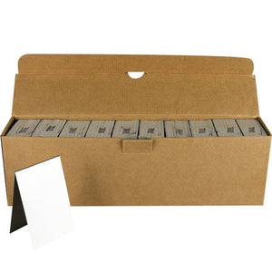 3000 Chipboard Folders For Stickers/Tattoos - Wholesale Vending Products