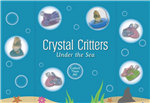 "250 Crystal Critter Under The Sea - 2"" - Wholesale Vending Products"