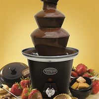 Mini Black Chocolate Fondue Fountain - Wholesale Vending Products