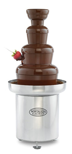 Commercial Chocolate Fountain - Wholesale Vending Products