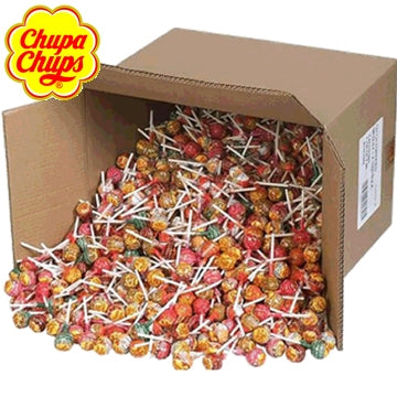 30 Lbs Chupa Chups Lollipops - Wholesale Vending Products