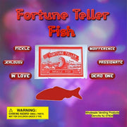 "250 Fortune Fish - 2"" - Wholesale Vending Products"