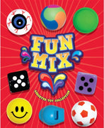 "100 Fun Mix Self Vending 1"" - Wholesale Vending Products"